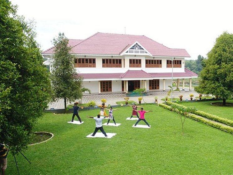 Jomari Heaven Ayurveda Wellness Center Illithode India 10