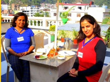 Hari Om Yoga Vidya School 200 Hour (27 Nights / 28 Days) 200 hour Yoga Teacher Training in Rishikesh