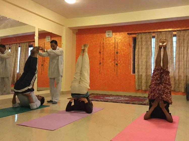 Shivani Ayurveda Mcleodganj India 6