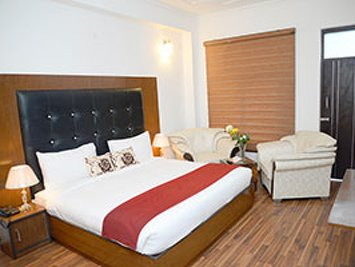 Shivani Ayurveda Deluxe Room