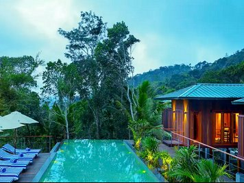 Niraamaya Retreats Cardamom Club Thekkady India