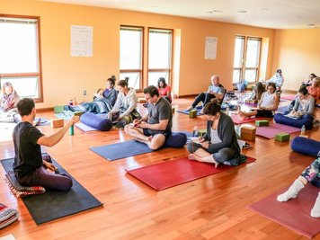Yogshala Yoga School Rishikesh India