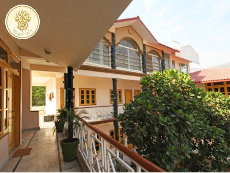 Yogshala Yoga School 200 Hour 15 Days  Yoga Teacher Training Course in Rishikesh, India. 1