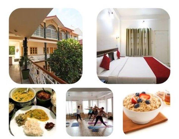 Yogshala Yoga School 200 Hour 15 Days  Yoga Teacher Training Course in Rishikesh, India. 4