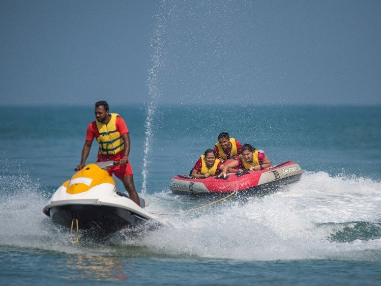 Sai Vishram Beach Resort Udupi India 8