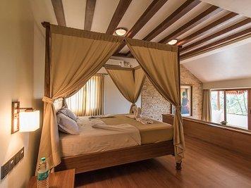 Sai Vishram Beach Resort Ayurveda Treatment Package Deluxe Room A/C