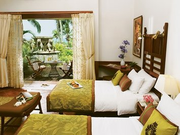 Taj Green Cove Resort & Spa Panchakarma Superior Cottages Garden View