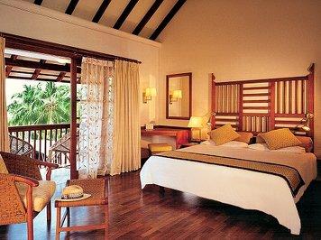Taj Green Cove Resort & Spa Superior Cottages Sea View