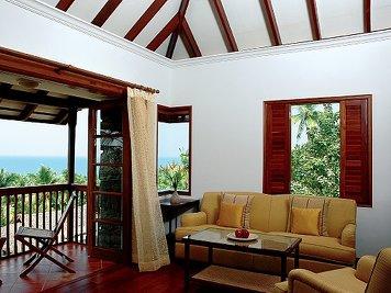 Taj Green Cove Resort & Spa Deluxe Suites Sea View with Balcony