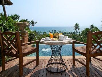 Taj Green Cove Resort & Spa Premium Suite Villa (plunge pool)