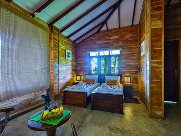 Karunakarala Ayurveda Resort Wellness Break Standard