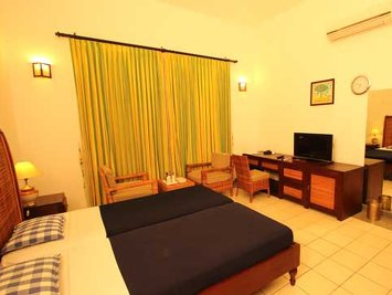 Rajah Beach Ayurvedic Treatment Package Deluxe Room