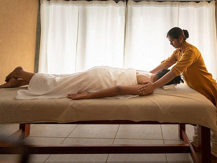 Rajah Healthy Acres Ayurveda Treatment Package 1