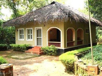 Rajah Healthy Acres Ayurveda Treatment Package Hut