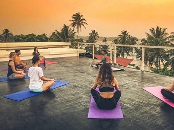 The Surfer Surf Camp Yoga And Surf Package
