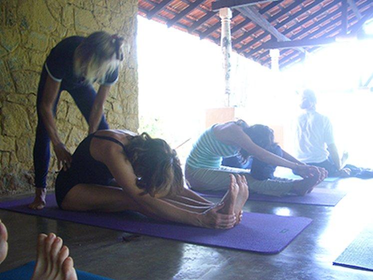 Kandy Samadhi Centre Yoga Package 1