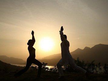 Kandy Samadhi Centre  12 Nights / 13 Days Yoga Package