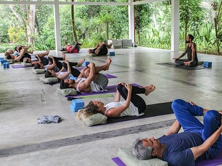 Plantation Villa Yoga & Meditation Retreat 1