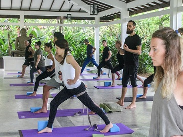 Plantation Villa Yoga & Meditation Retreat 2