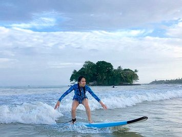 TS2 Weligama Full Surf Guiding Package