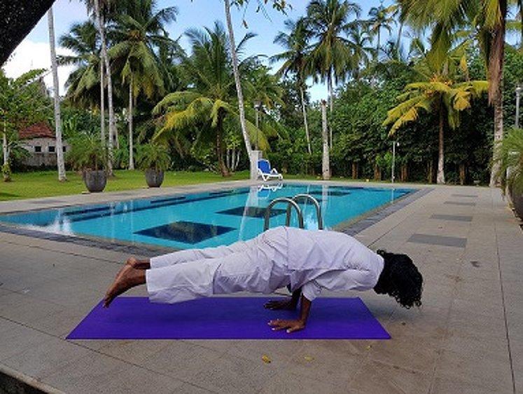 Villa Velmarie Yoga and Ayurveda Resort Beruwala Sri Lanka 4