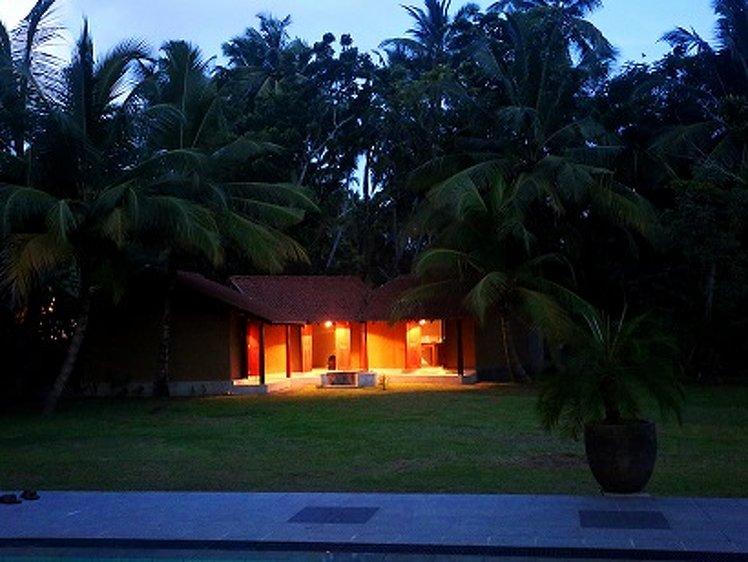Villa Velmarie Yoga and Ayurveda Resort Beruwala Sri Lanka 1
