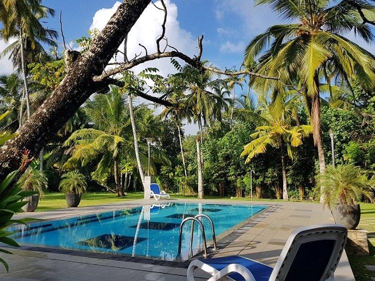 Villa Velmarie Yoga and Ayurveda Resort Beruwala Sri Lanka 10