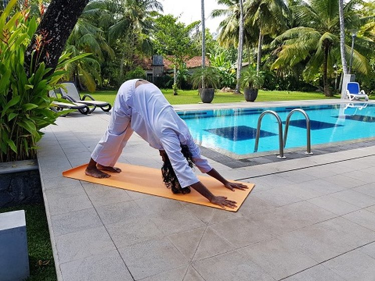 Villa Velmarie Yoga and Ayurveda Resort Beruwala Sri Lanka 11