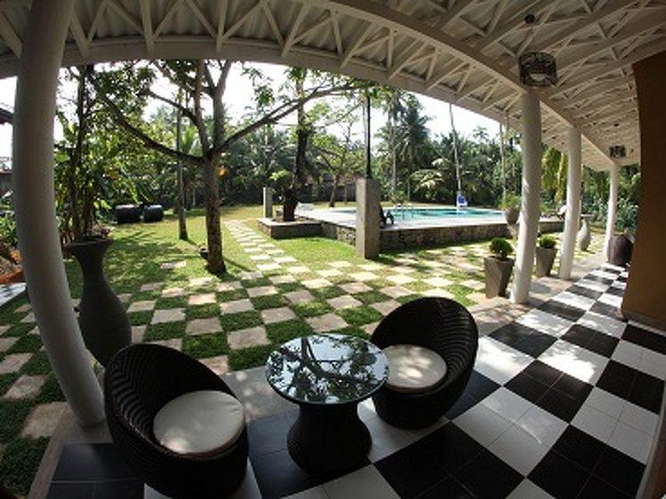 Villa Velmarie Yoga and Ayurveda Resort Beruwala Sri Lanka 14