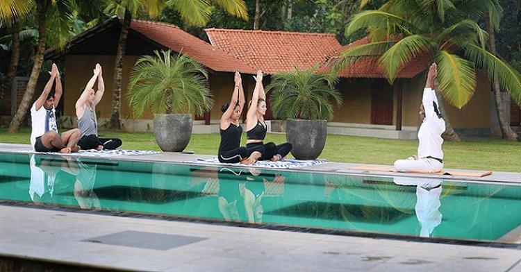Villa Velmarie Yoga and Ayurveda Resort Relax & Rejuvenation Package 1