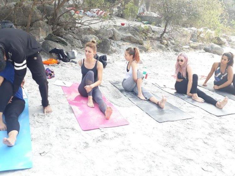 AAYAA YOGA Rishikesh 200 Hours Yoga Teachers Training Multi-Style 1