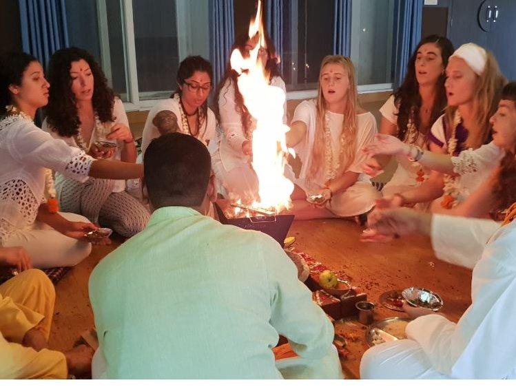 AAYAA YOGA Rishikesh 200 Hours Yoga Teachers Training Multi-Style 2