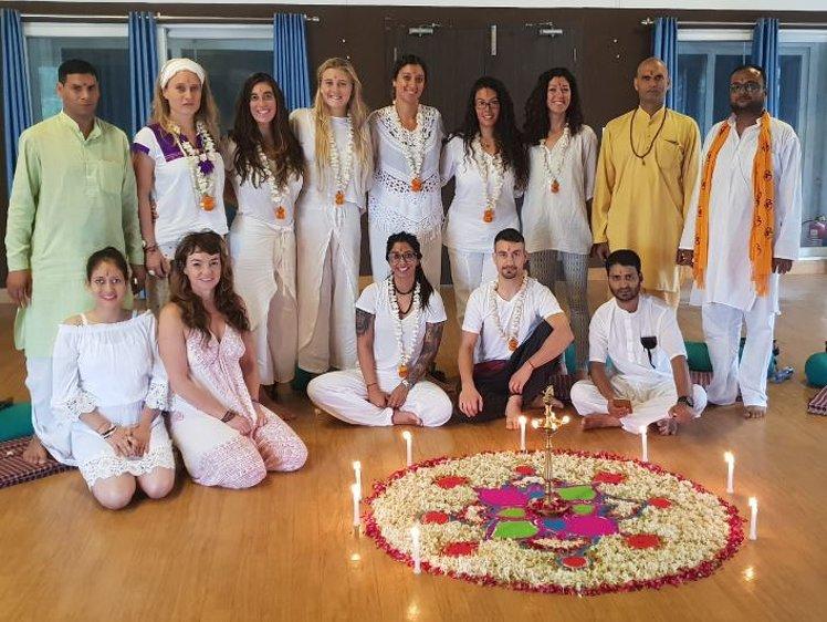 AAYAA YOGA Rishikesh 200 Hours Yoga Teachers Training Multi-Style 3