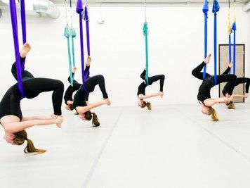 AAYAA YOGA Rishikesh 50 Hours Yoga Teachers Training Yin