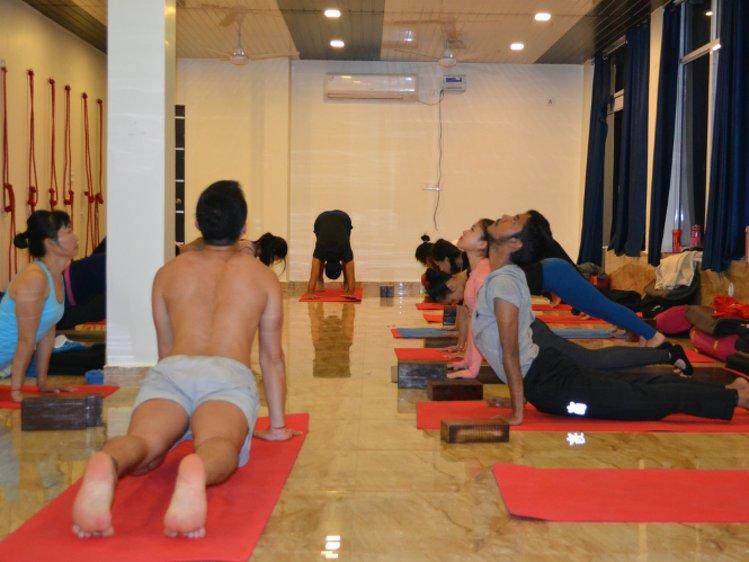 AAYAA YOGA Rishikesh 500 Hours Yoga Teachers Training 1