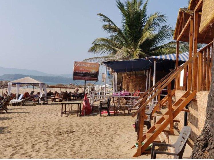 AAYAA YOGA Goa Canacona India 7