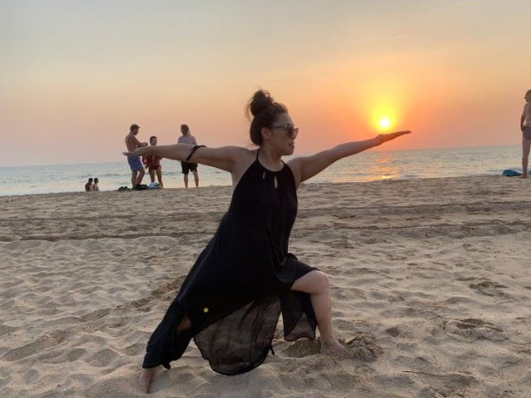 AAYAA YOGA Goa 200 Hours Yoga Teachers Training Multi-Style 2