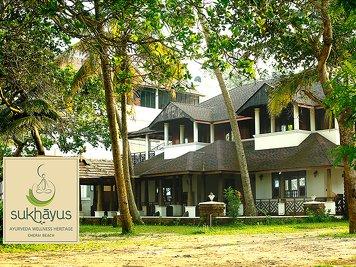 Sukhayus Ayurveda Wellness Heritage - Cherai Cherai India