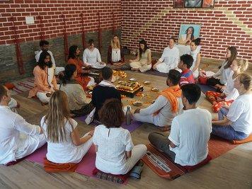 Kundalini Yoga Ashram Rishikesh India