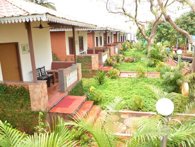 The Yoga Institute Goa Chorâo Island India 1