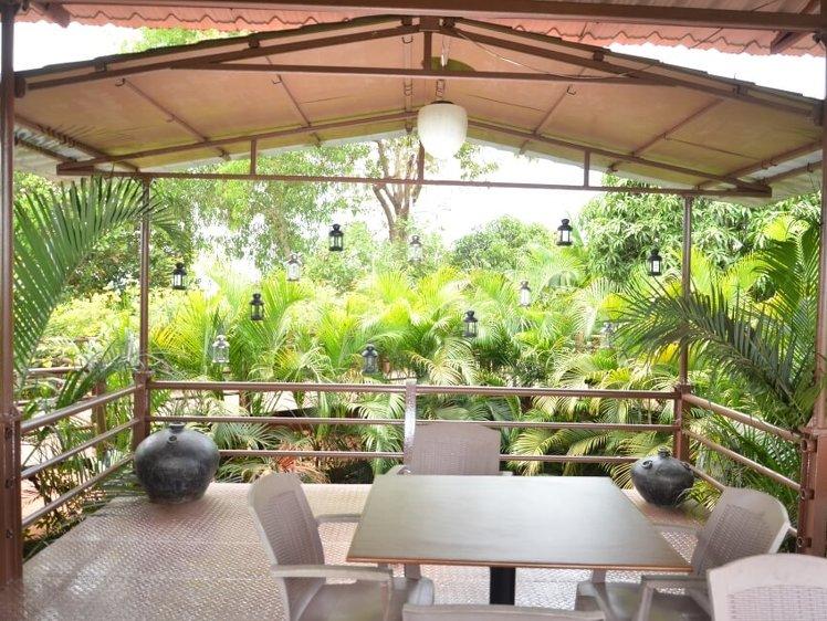The Yoga Institute Goa Chorâo Island India 2