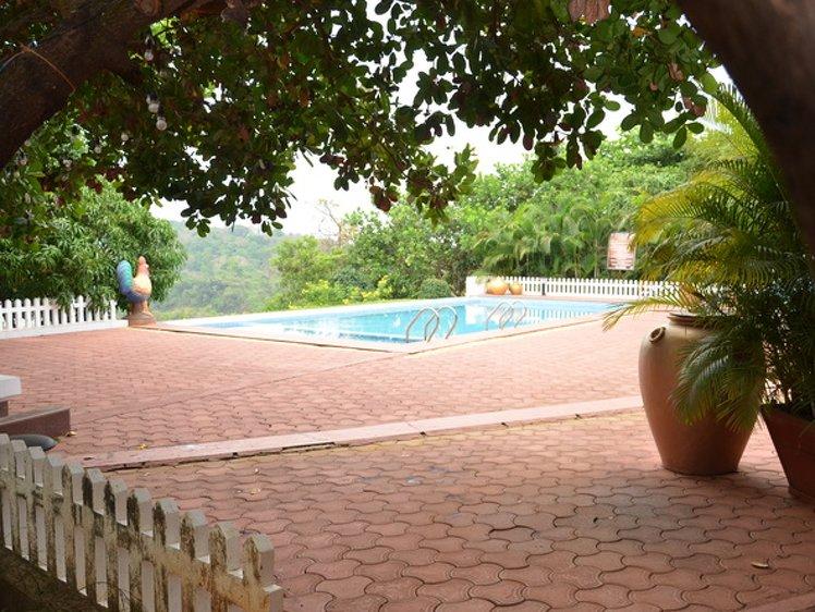 The Yoga Institute Goa Chorâo Island India 4