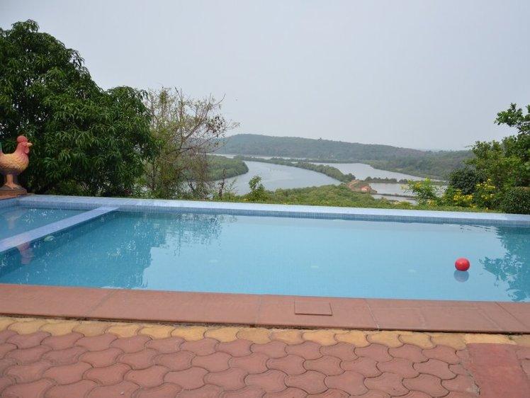 The Yoga Institute Goa Chorâo Island India 5