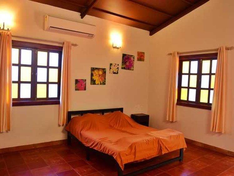 The Yoga Institute Goa Chorâo Island India 6