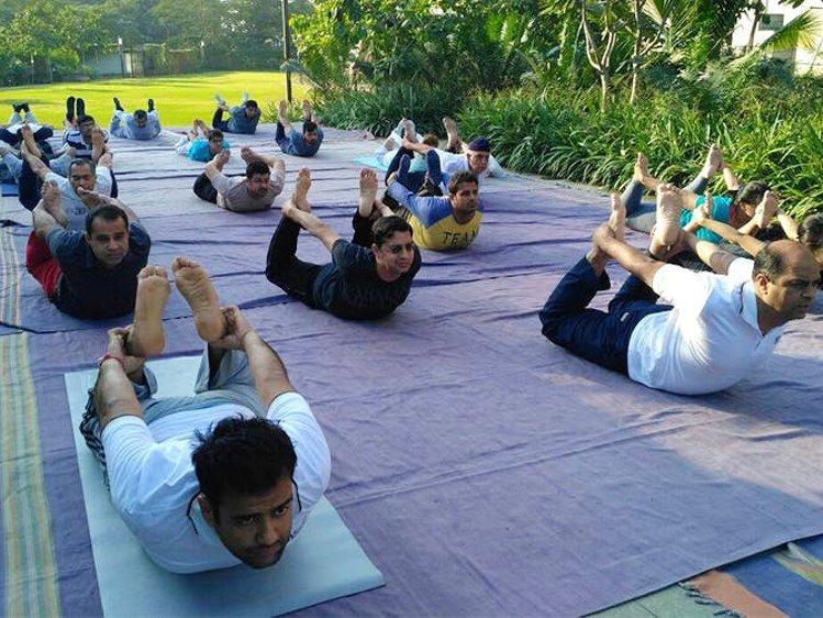 The Yoga Institute Goa Chorâo Island India 11