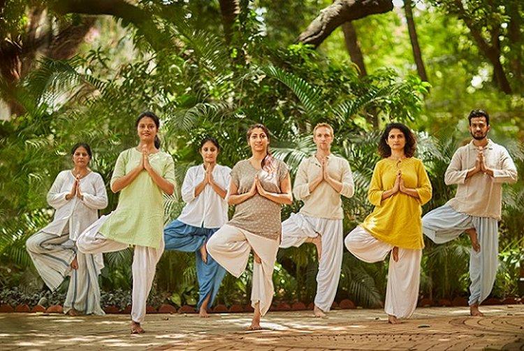 The Yoga Institute Goa 200 Hour Teacher Training 1