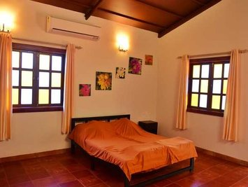 The Yoga Institute Goa Better Living  Yoga Retreats Private Room
