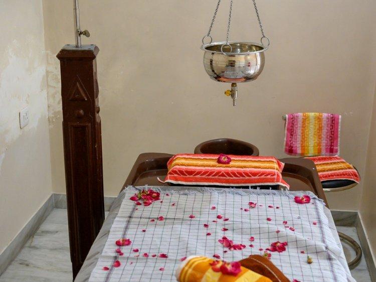 Keraliya Ayurvedic Panchakarma Centre Udaipur India 5