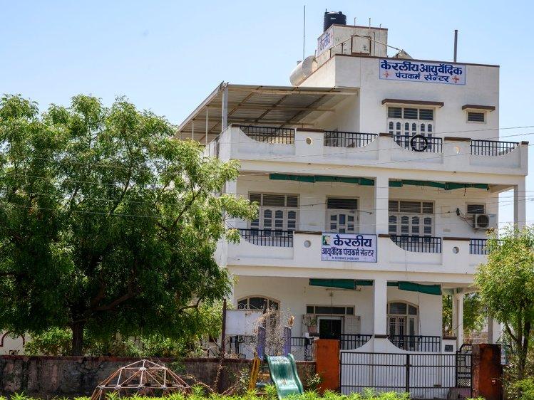 Keraliya Ayurvedic Panchakarma Centre Udaipur India 10
