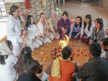 Adi Yogpeeth 500 Hours Kundalini Yoga Teacher Training